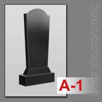 Типовой памятник вертикальный