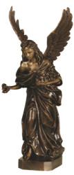Статуэтки из бронзы для памятников