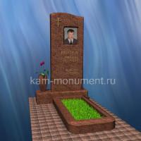 Стандартный памятник из гранита Лезниковский