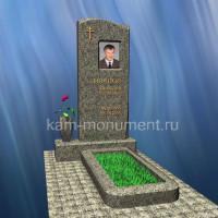Стандартный памятник из гранита Масловский