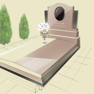 Дизайн памятника в Photoshop Adobe Photoshop