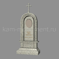 N6. Стандартный памятник из гранита Мансуровский