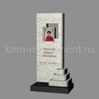 Стандартный памятник из гранита Мансуровский