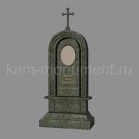№7. Стандартный памятник из гранитов Масловский