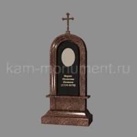 №9. Стандартный памятник из гранитов Токовский
