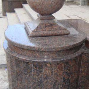 Шары из гранита для памятника