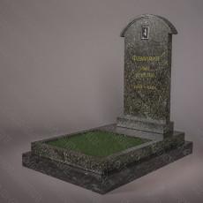 Стандартный памятник СТ8 - 3D модель