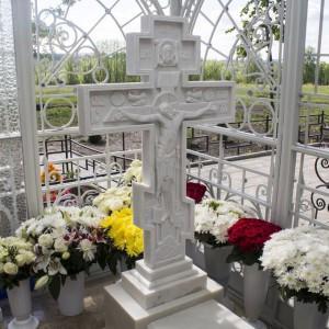 0000401 Крест для памятника 2
