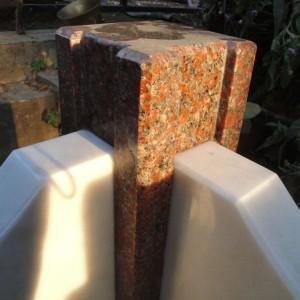 0000402 Памятник. Каменная ограда
