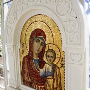 Мозаика для Памятника Мрамор Полоцкий 0000401