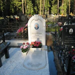 Надгробный памятник 0000414