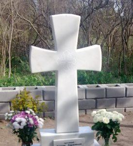Памятник 0000454. Крест для памятника