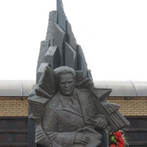 Памятник 0000463. Скульптура. Барельеф