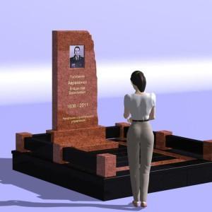Памятник 0000472. 3D дизайн