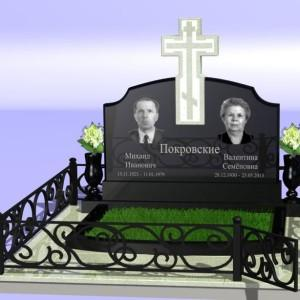 Памятник 0000474. Реализация проектов надгробий