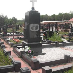 Надгробный памятник 0004009