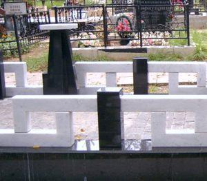 Памятник 0005440. Каменная ограда