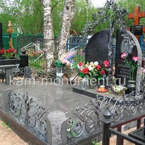 Памятник 0000428. Кованная ограда