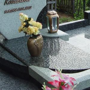 Памятник 0000487.Вазы, лампады из бронзы