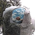 Нестандартное фото на памятник (эксклюзивное)