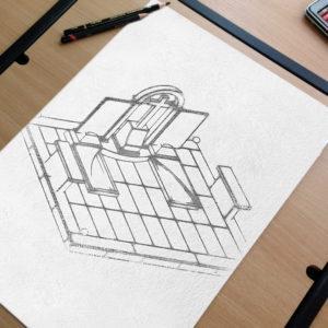 Разработка индивидуальных проектов комплексов из гранита и мрамора