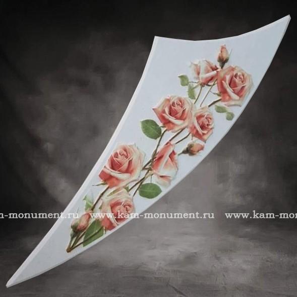Розы из мрамора